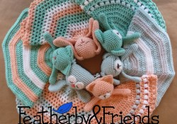 Free Crochet Lovey Pattern Mix Match Lovies A Lovey Pattern That Includes Options For 6