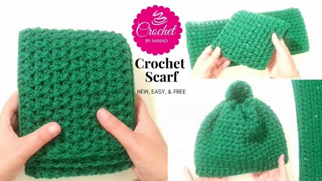 Free Crochet Patterns For Men How To Crochet A Scarf Super Fast Exclusive The Crochet Shop