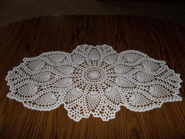 Free Crochet Table Runner Patterns Just For You 17 Crochet Table Runner Patterns For Beginners