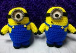 Free Minion Crochet Pattern 1500 Free Amigurumi Patterns Free Despicable Me Minion Crochet