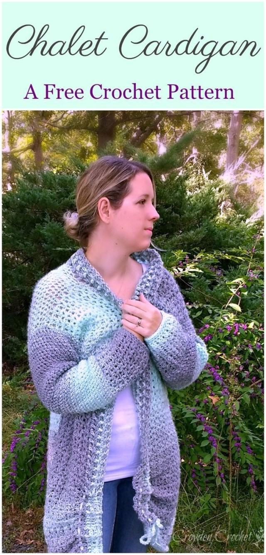 Lionbrand Com Free Crochet Patterns Lionbrand Free Crochet Patterns Best Of Chalet Cardigan Free