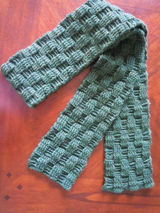Male Scarf Crochet Pattern Illuminate Crochet Mens Crochet And Basketweave Scarf