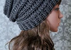 Mens Slouchy Beanie Crochet Pattern Crochet Slouchy Hat Pattern 15 Easy And Free Crochet Patterns To