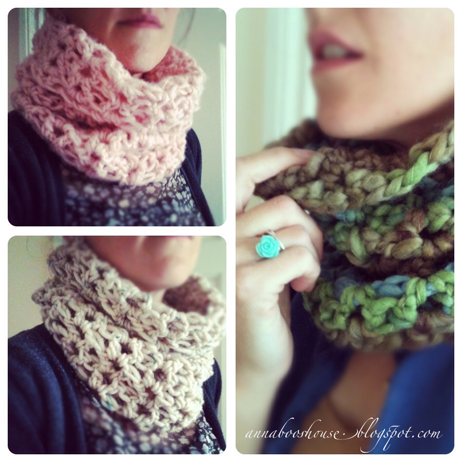 Snood Scarf Crochet Pattern Annaboos House The Ultimate Cowlsnood Pattern