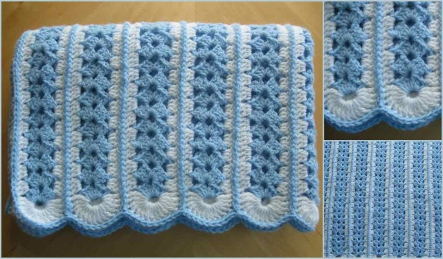 Star Shell Afghan Crochet Pattern Mile A Minute Ba Afghan Free Crochet Pattern Your Crochet