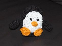 For the baptism of a friend's daughter who was really into penguins at the time.