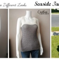 Seaside Tank by Cre8tion Crochet