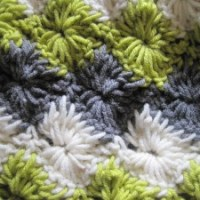 Starburst Throw ~ Erin Burger - Crochet Spot