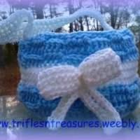 Baby's 1st Easter Basket - Tera Kulling~Trifles N Treasures