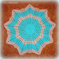 Rippling Shells Blanket ~ Dly's Hooks and Yarns