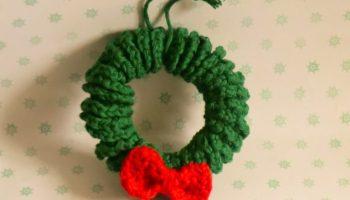 Easy Christmas Amigurumi : Christmas stocking ~ free crochet pattern