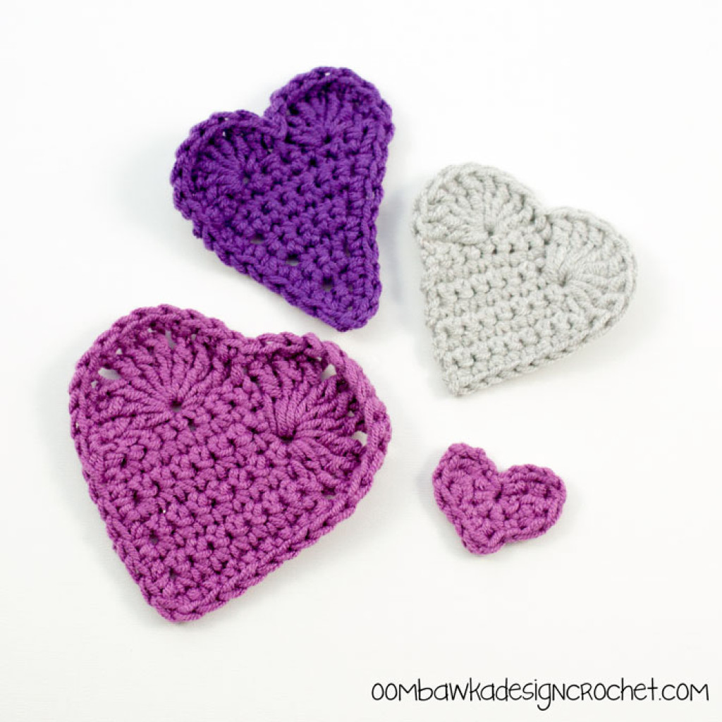 Hearts Love And Valentine S Day Free Crochet Pattern