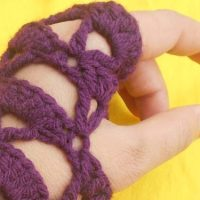Crochet Gloves ~ aamragul - Crochet/Crosia Home