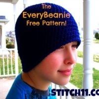 The EveryBeanie ~ Stitch11