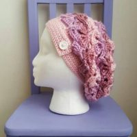 Sally's Slouchy Beanie by Dorianna Rivelli of The Lavender Chair