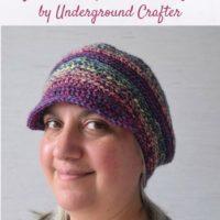 Cobblestone Cap by Marie Segares/Underground Crafter