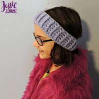 Dreamy Ear Warmers by Jessie At Home