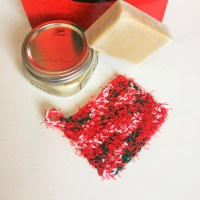 Quick Gift Scrubby by City Farmhouse Studio