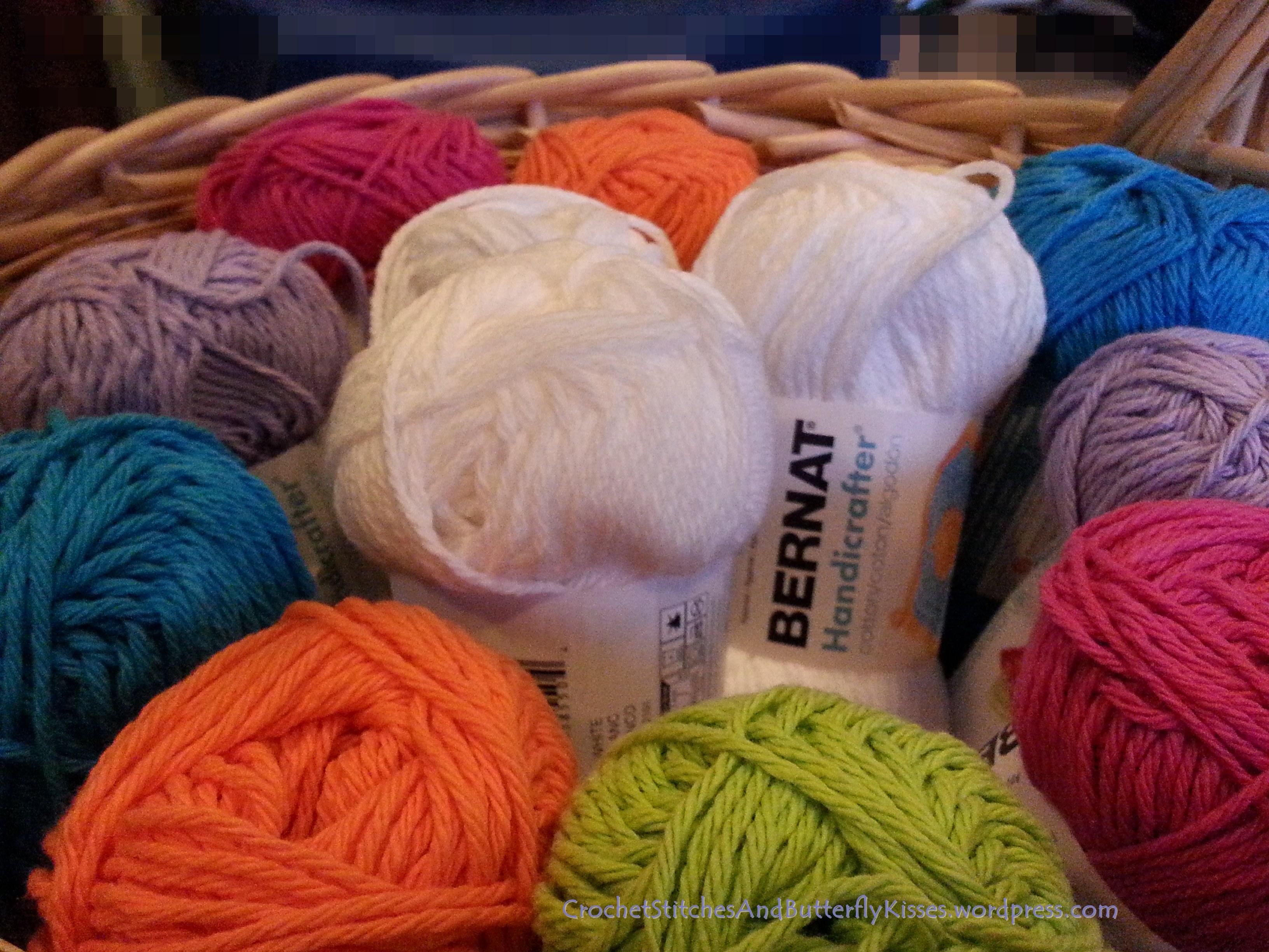 Wooly Wednesday ~ Bernat Handicrafter