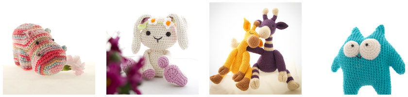 crochet patterns available