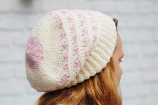 a14f0e6da94 7 Valentine s Day Crochet Hat Patterns - Heart Crochet Hat Patterns