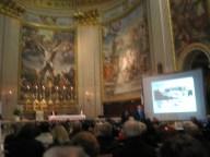Lunedì 10 Febbraio 2014, solenne concerto in onore delle vittime delle foibe, presso la Basilica di S. Andrea della Valle in Roma. Intervento del presidente della Regione Lazio.