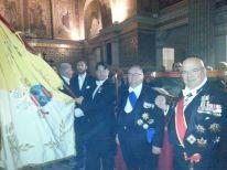 vessillo Pio IX