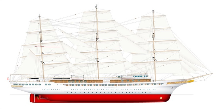 Sea Cloud Spirit