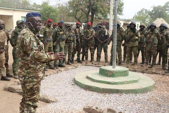 La Côte d'Ivoire a régulièrement déjoué des attentats sur les territoires