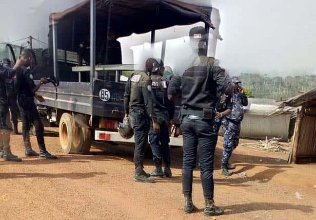 [Côte d'Ivoire Drame à Kabacouma] Après 3 morts et 2 blessés graves, retour calme (communiqué)