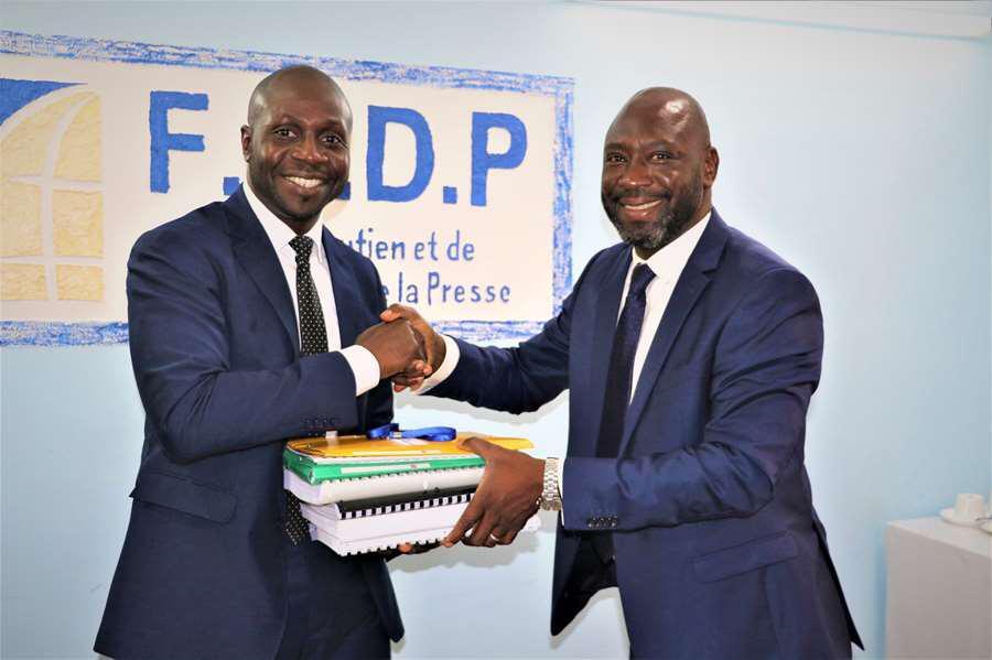 [Présidence du conseil de gestion du FSDP] Abdou Abdou a pris fonction ce jour