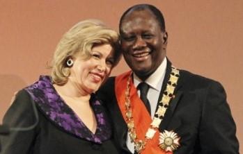 [Accusée d'être atteinte du coronavirus] Mme Dominique Ouattara dément et précise