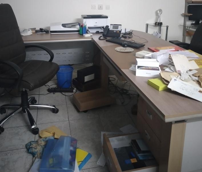 [Le siège du FSDP cambriolé] Le coffre-fort et plusieurs ordinateurs emportés (actualisé)