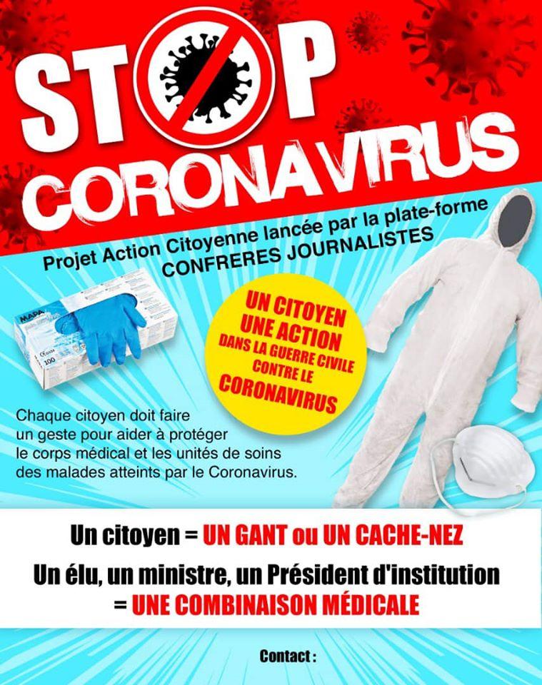 [Lutte contre le coronavirus] La Côte d'Ivoire solidaire en pleinement dans le combat (Par Fernand Dédeh)