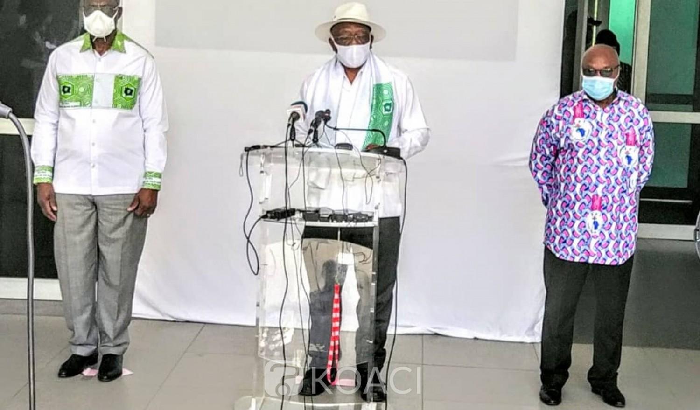 (Côte d'Ivoire Réconciliation) Le PDCI-RDA et le FPI signent un accord cadre