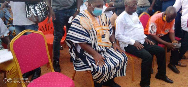 (Côte d'Ivoire Logoualé)Konaté Sidiki, annonce l'érection en préfecture