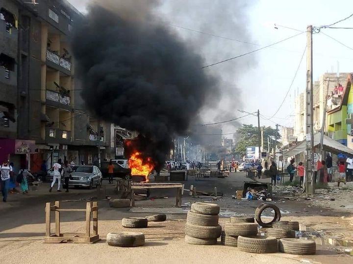 (Côte d'Ivoire Marche de protestation contre la candidature de ADO) Plusieurs localités de l'intérieur en ébullition, un mort enregistré