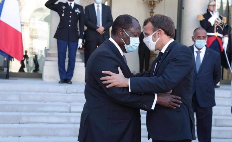 [Rencontre Ouattara-Macron] Le président français impose une présidentielle dans un climat de paix en Côte d'Ivoire