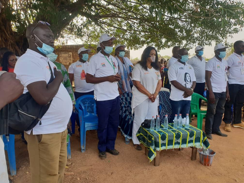 [Législatives 2021 Niakara] Mme Koné Catherine fait la différence dans le village de son adversaire