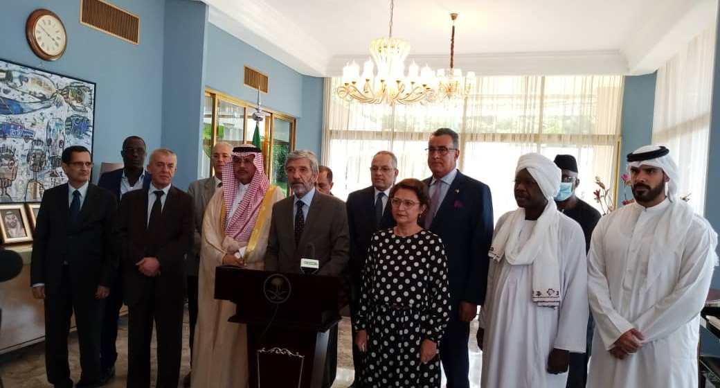 Des ambassadeurs demandent une mobilisation urgente de la communauté internationale contre les attaques d'Israël