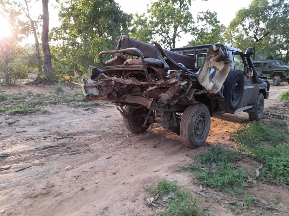 Une mine anti personnel tue et blesse des soldats dans le nord