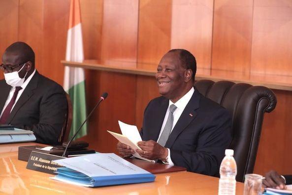 Voici la liste des 12 nouveaux districts de Côte d'Ivoire