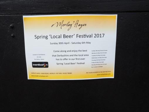 Morley Hays Beer Festival 2017