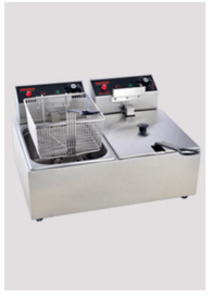 Pradeep Stainless Steel Fryer