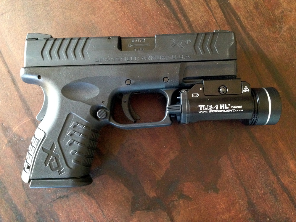 Tactical Light Glock