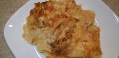 crock-pot chicken ole casserole