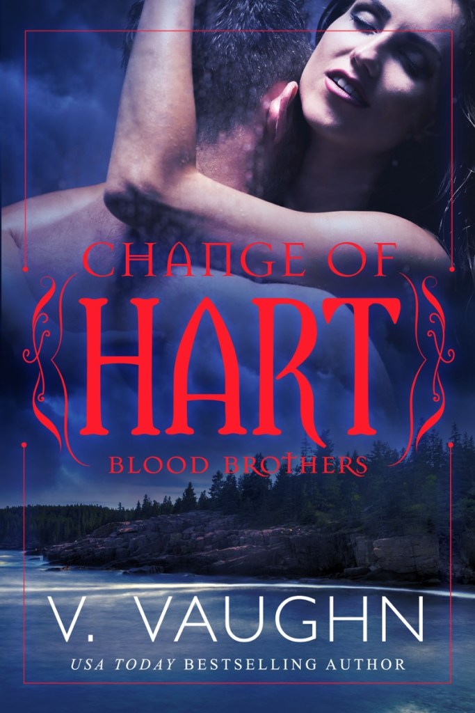 Change of Hart by V. Vaughn