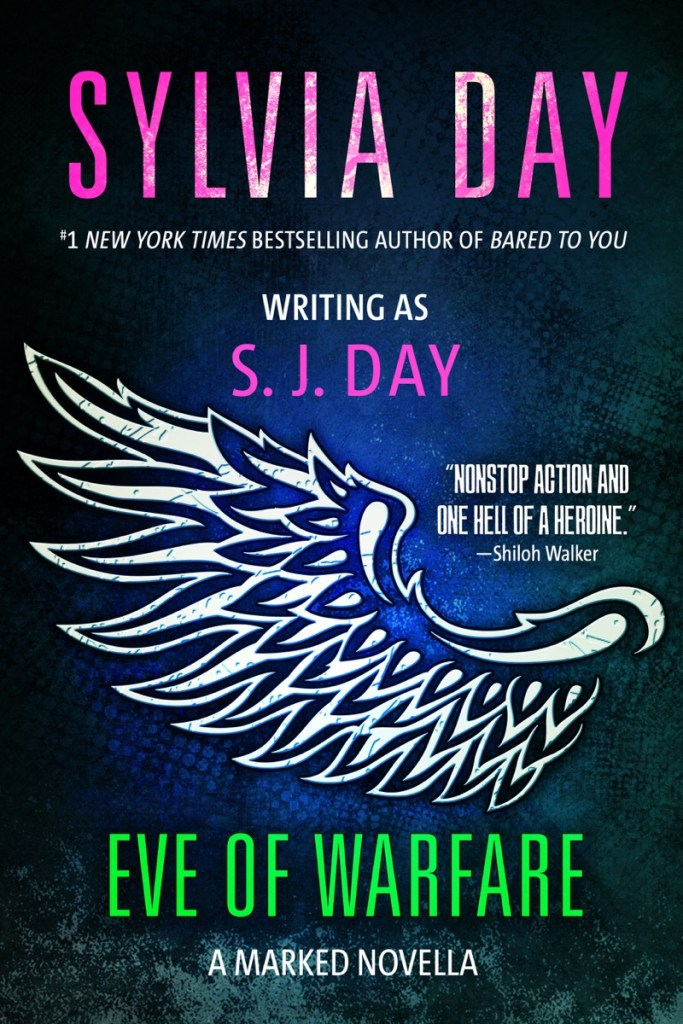 Eve of Warfare by SJ Day
