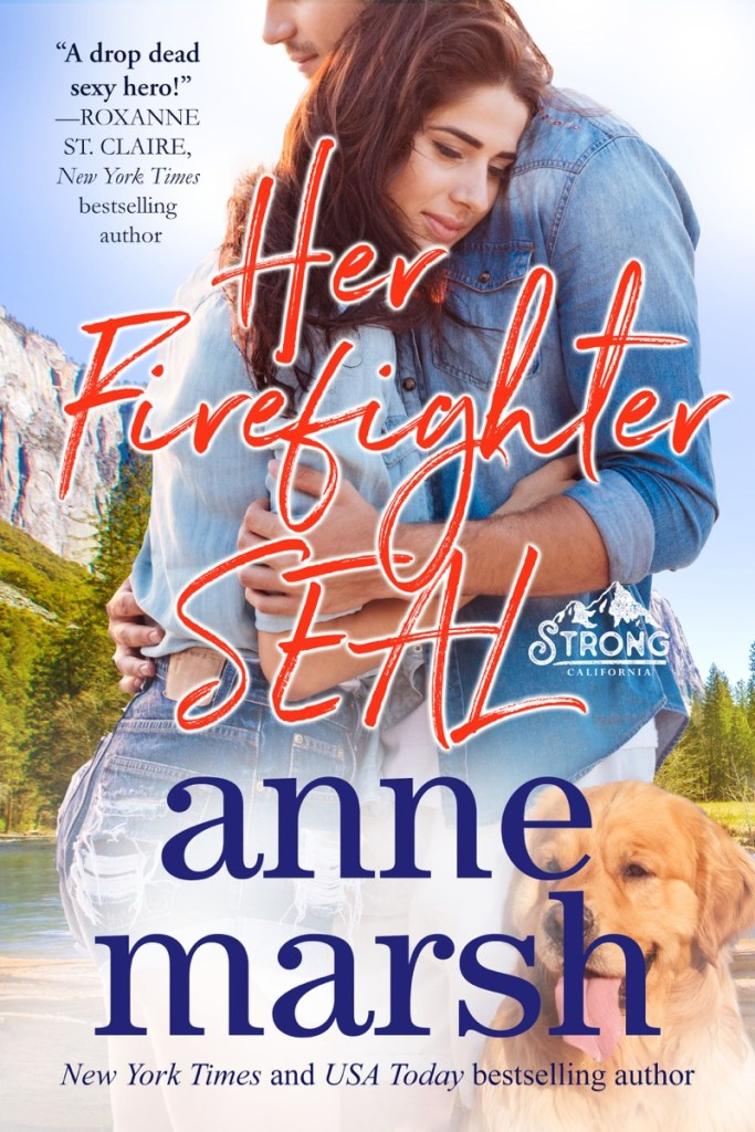 Her Firefighter SEAL by Anna Marsh