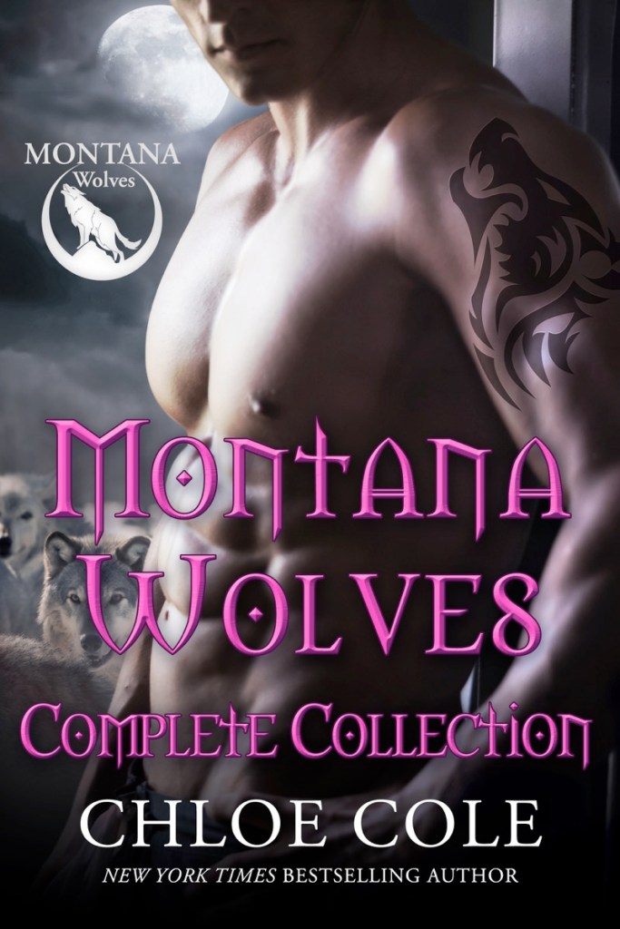Montana Wolves Complete Collection by Chloe Cole